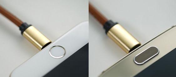 LMcable fungerer med både Samsung og Apples telefoner, eksempelvis.