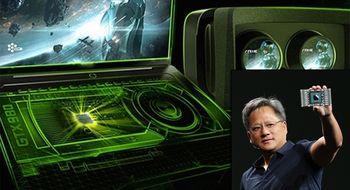 Nvidia kan ha satt dato for ny bærbargrafikk