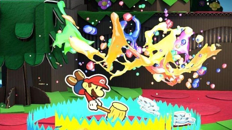 Nytt Paper Mario-spill annonsert for Wii U