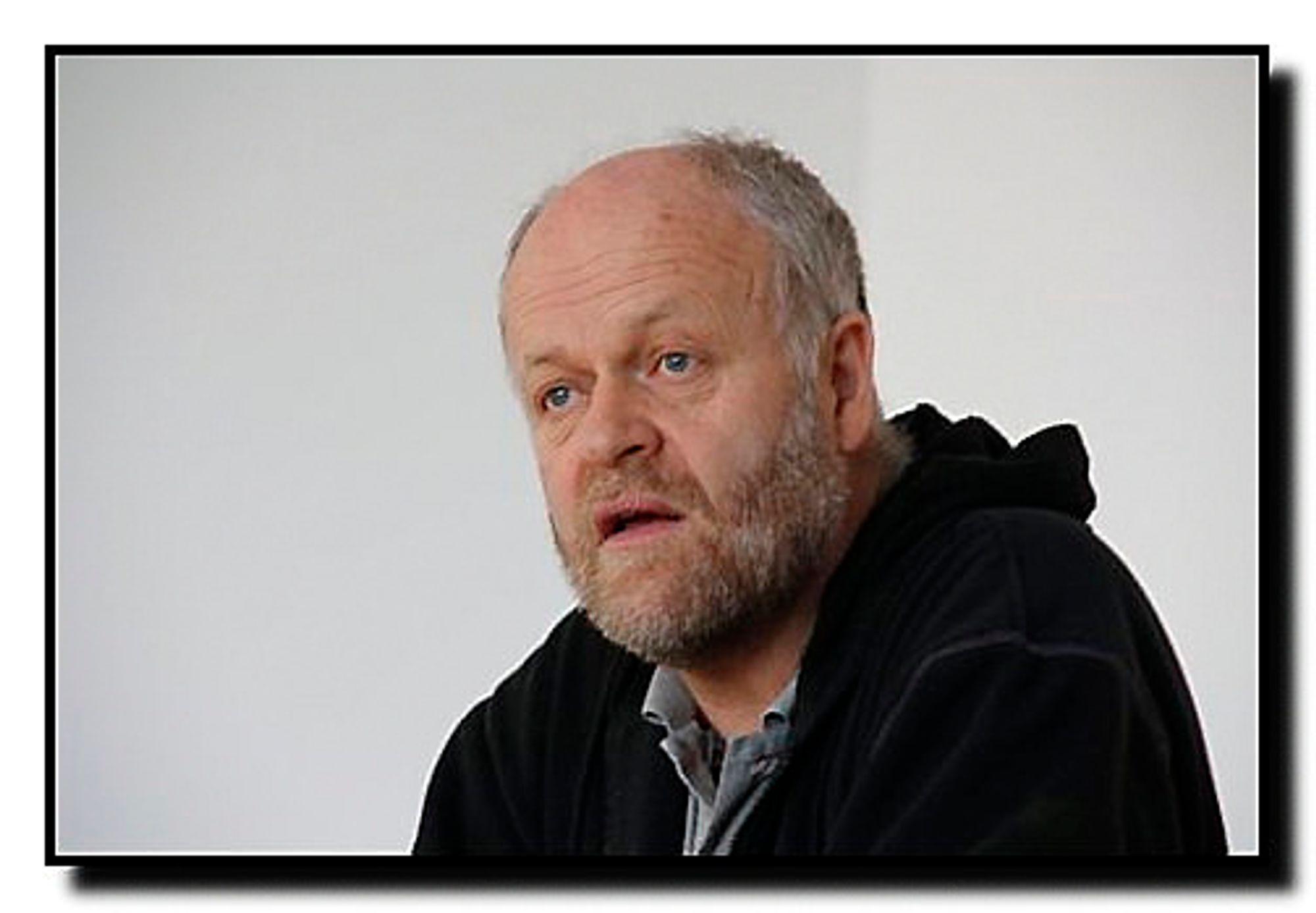 Per Gunnar Salomonsen, konserntillitsvalgt EL & IT-forbundet, Telenor.