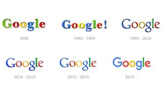 Google skifter ut logoen