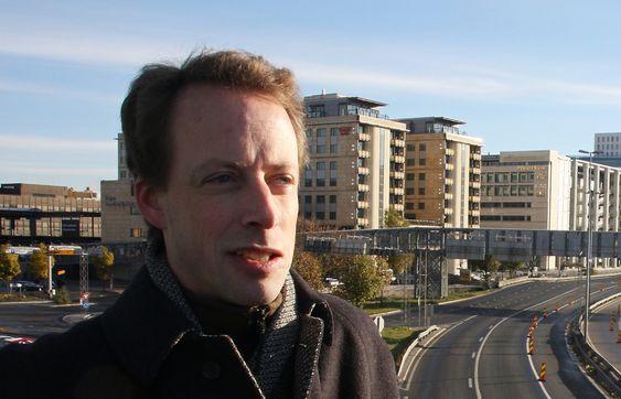 Christian Aamodt, app-utvikler