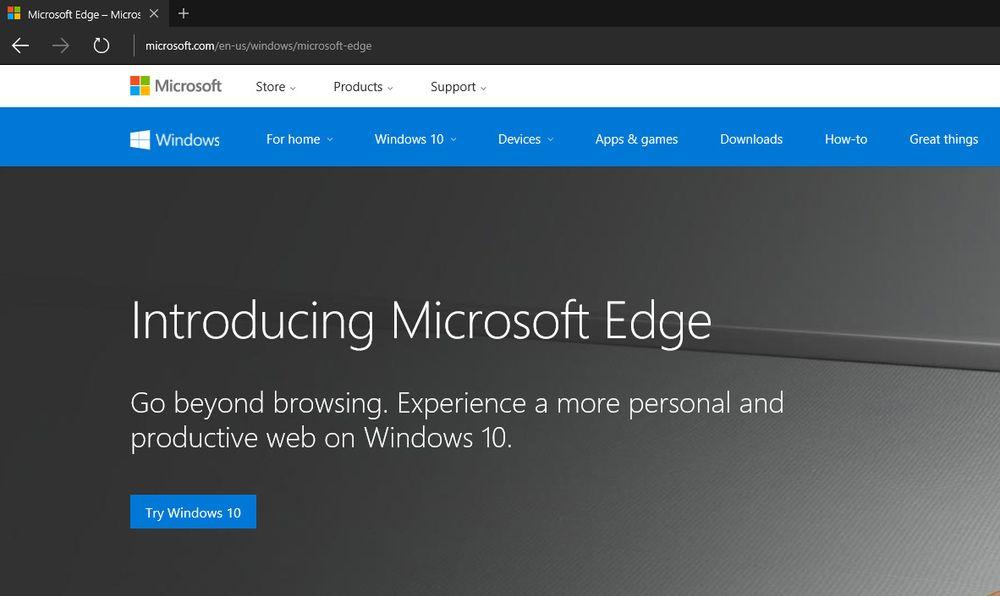 Edge er en fin nettleser, men er Microsoft litt desperate for å øke bruken?