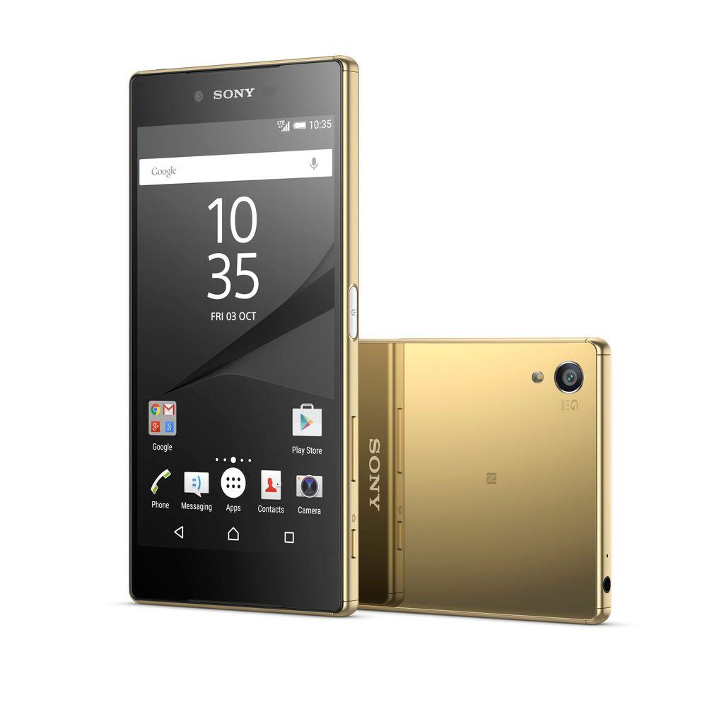 Smartmobiler, som denne fra Sony, er i ferd med å få 4K-skjermer. Da trengs det enda mer ytelse og bedre strømhåndtering.