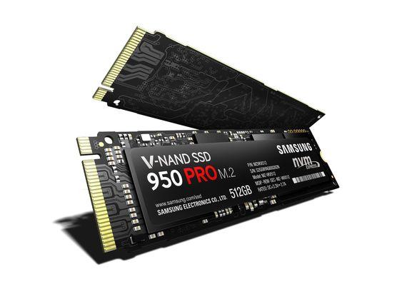 Samsung V_NAND SSD 950 Pro M.2