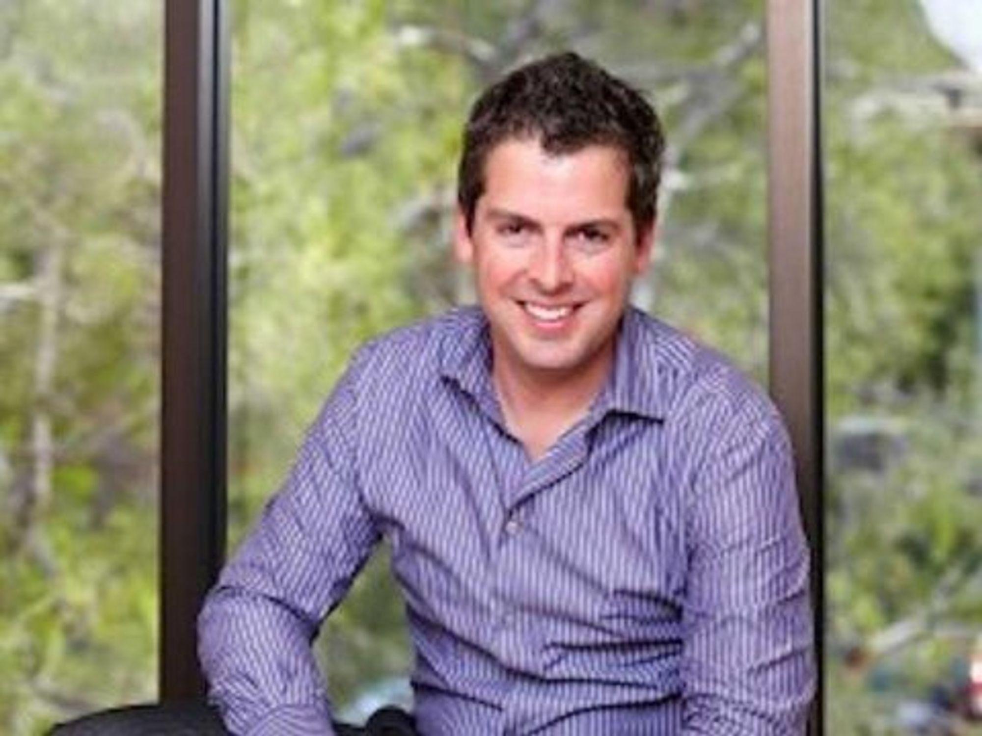Javier Soltero var med og startet Acompli, og har nå overordnet ansvar for videreutvikling av hele Outlook-plattformen.