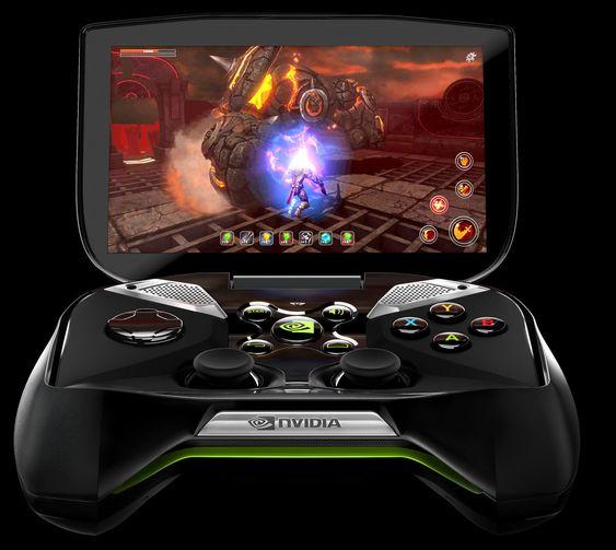 Den kommende, Android-baserte spillkonsollen Nvidia Project SHIELD er basert på Tegra 4.