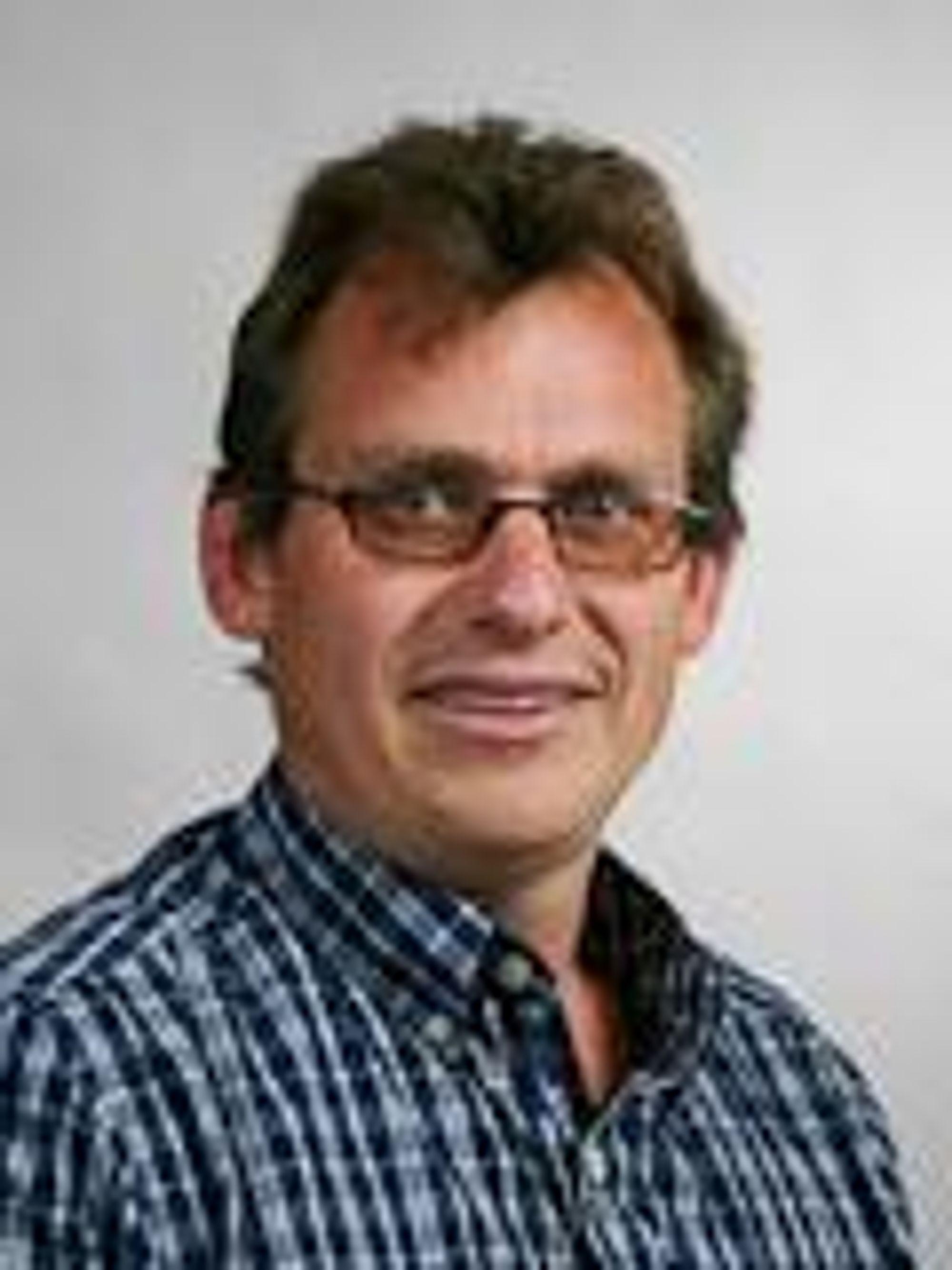 Gert Frølund Pedersen er professor ved Aalborgs universitet.