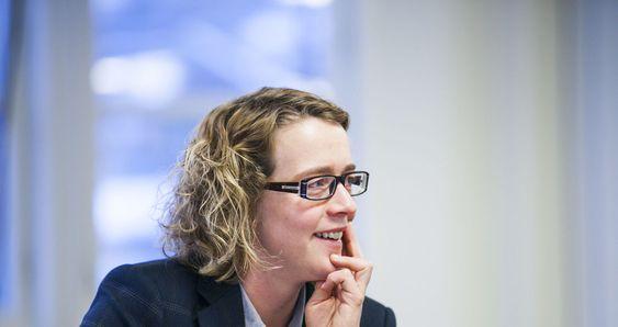 Det er ikke bare teknologer, ingeniører og økonomer i innovasjonsteamet. Hanne Øverlier (bildet) er utdannet idrettssosiolog, men har erfaring fra IT.