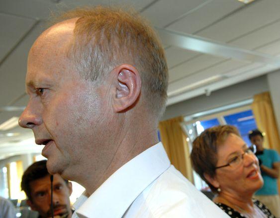 Olav Ulleren er tidligere leder av KS og fremstående Senterparti-politiker. Selv om han er oppført som kontaktperson til datasenter-selskapet Nydro har han ingen kjennskap til navnekonflikten med Norsk Hydro.