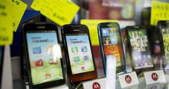 Huawei har store ambisjoner med blant annet sine mobiltelefoner. Nå skal de få finsk hjelp.