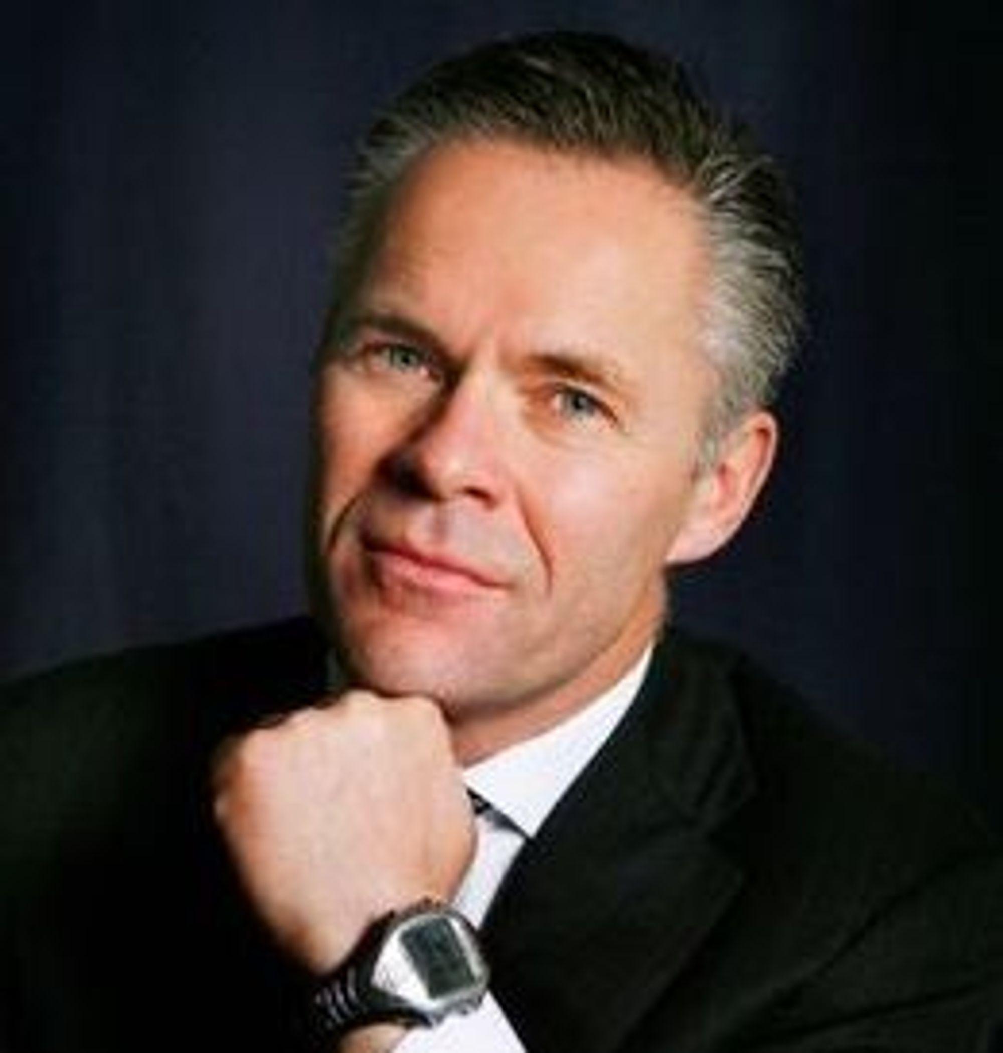 Hans Petter Mellerud valgte Neptune for mobile applikasjoner mot SAP-tjenester.
