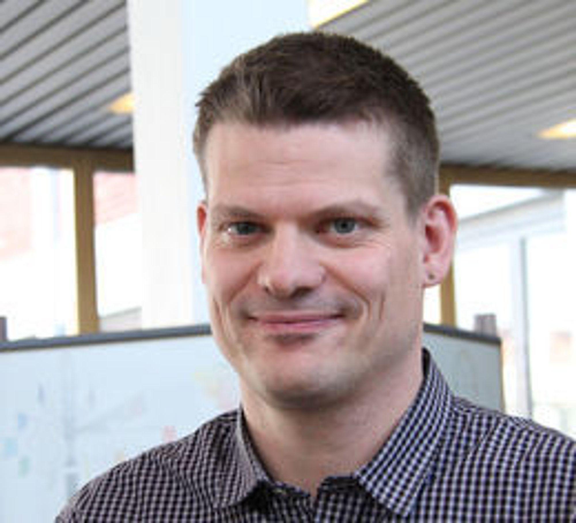 Stian Husemoen er IT-leder ved Høgskolen i Gjøvik, og foreleser også i IT Service Management som er del av høgskolens bachelor i Drift av Nettverk og datasystemer.