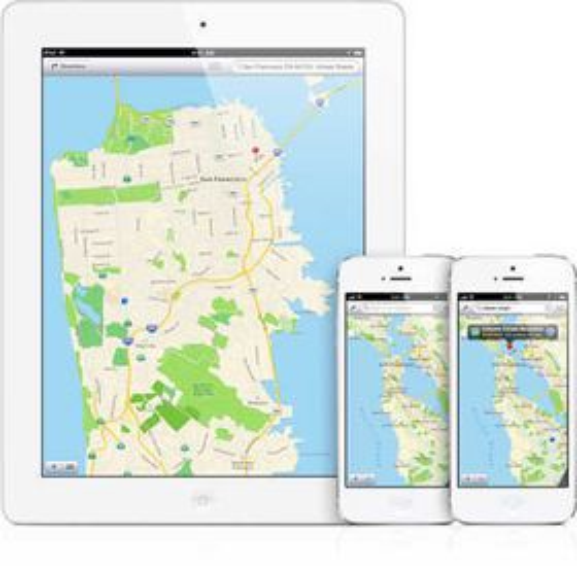 Apples egen karttjeneste har fått hard medfart blant iOS-brukerne. Nå skal den ansvarlige ha fått sparken.