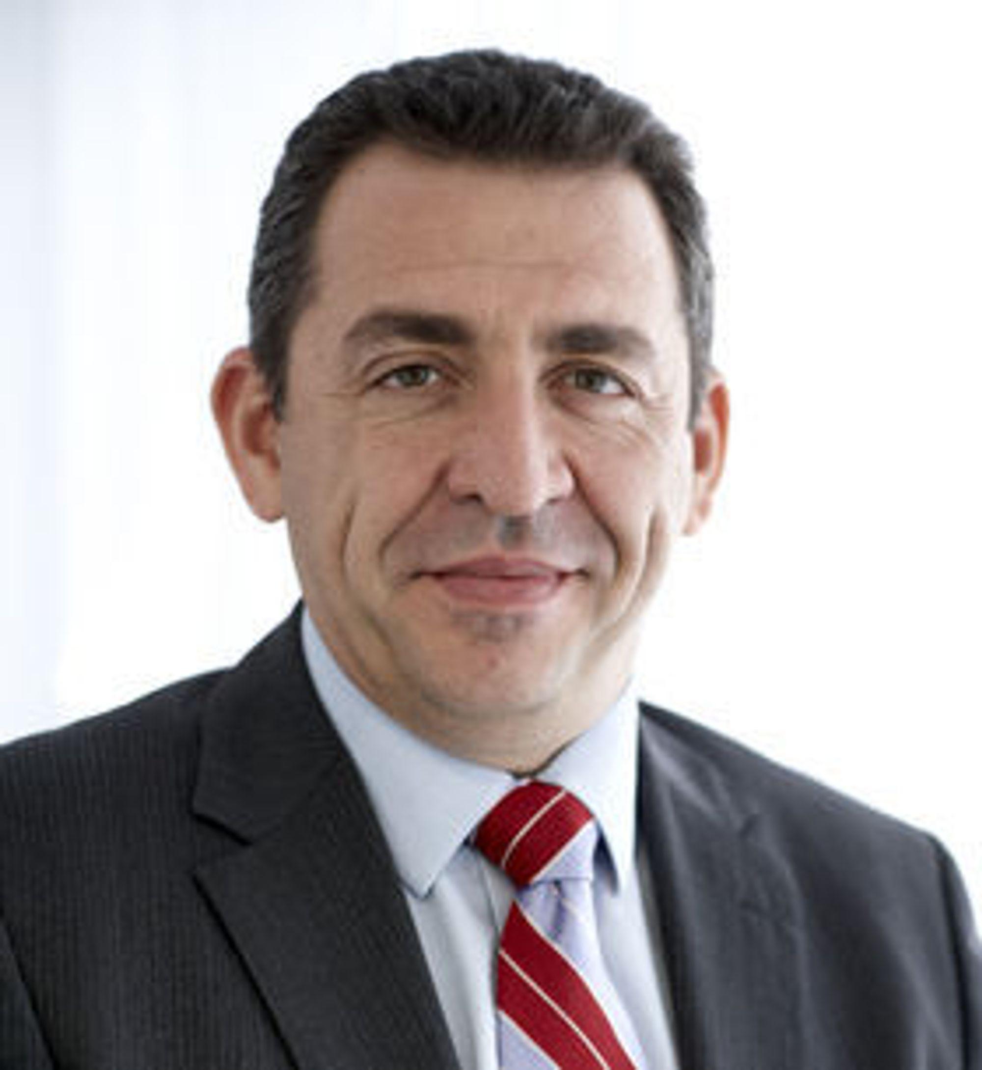 Kasim Alfali i svenske Ericsson.