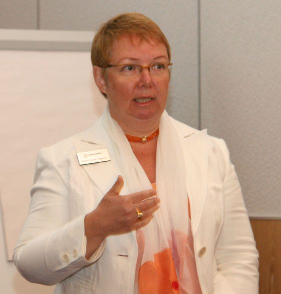 Anne Cecilie Fagerlie, daglig leder for Avanade Norden