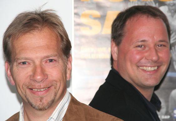 Tom Olberg og Klaus Langenberg trenger 1000 nye SAP-konsulenter