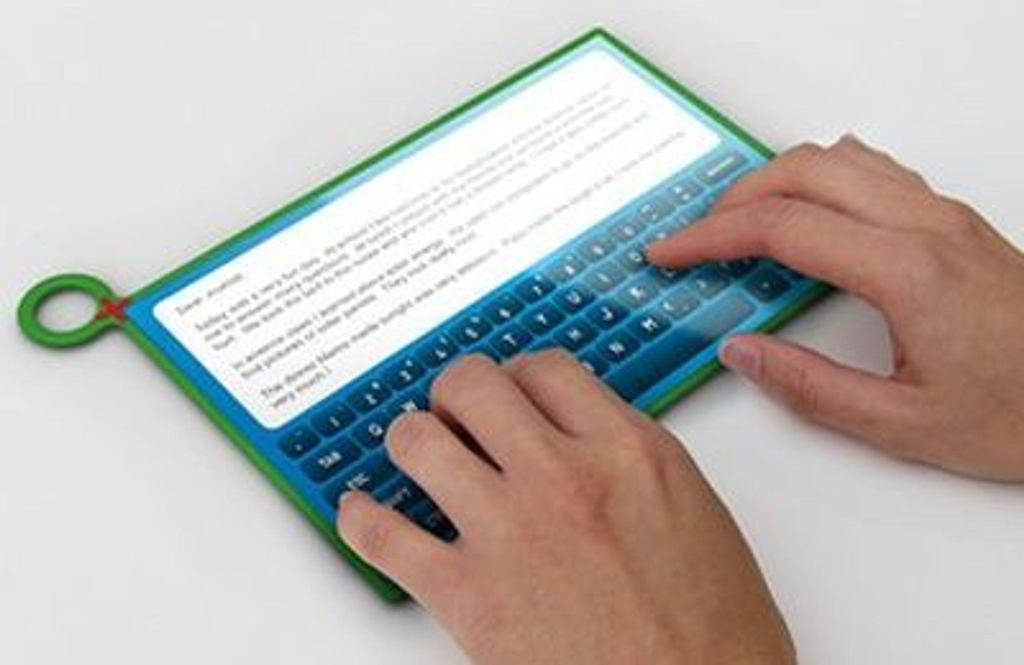 Bildet av denne prototypen av XO3 ble først publisert i våres.