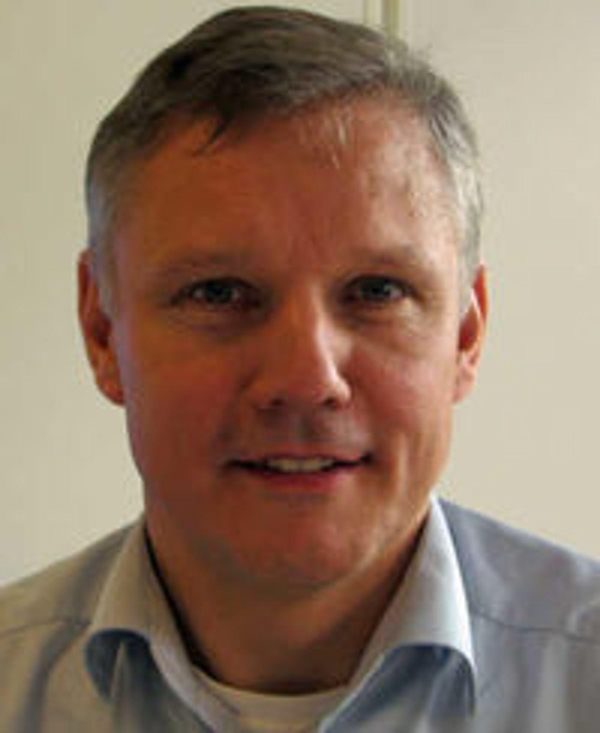 Jan Johannsen er tilknyttet Check Point Technologies' kontor i København.