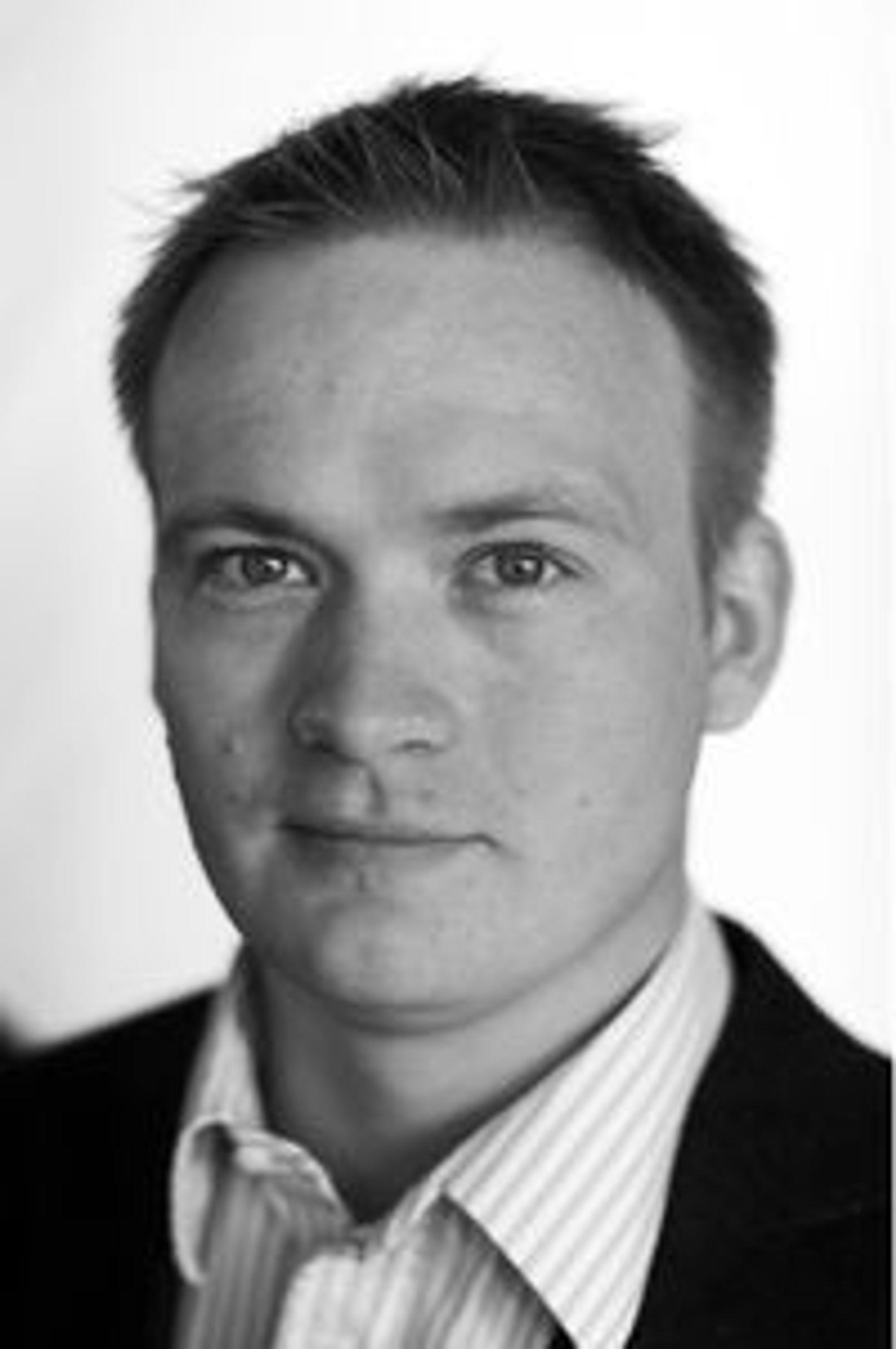 Klar med eZ Publish 4.4: teknologidirektør Bård Farstad.