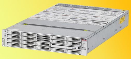 Ny server fra Oracle: Sparc T3-1