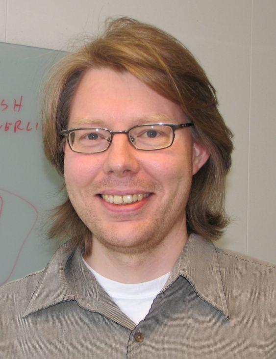 Rune Zakariassen i Microsoft Norge