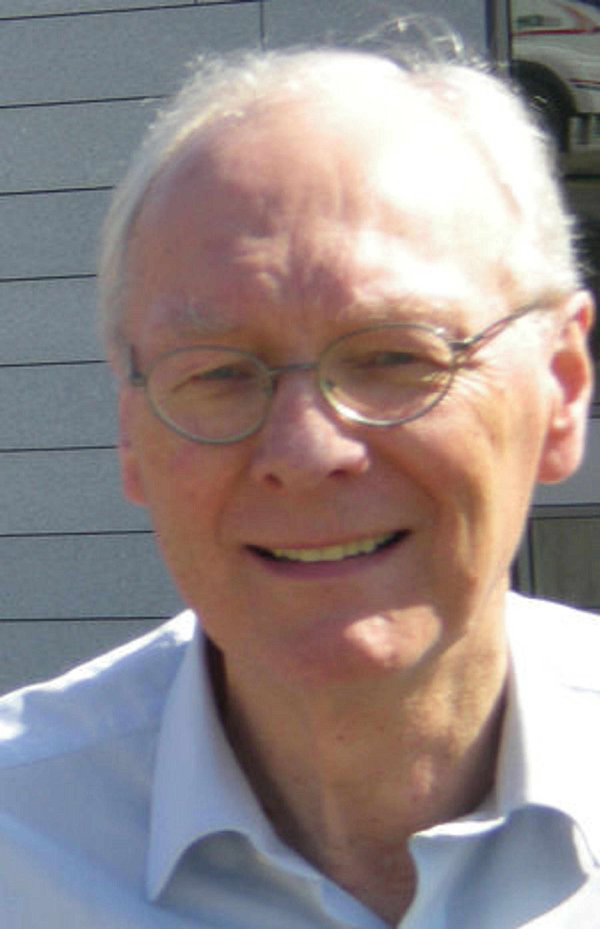 Omar Lien er strategi-ansvarlig i Proact.