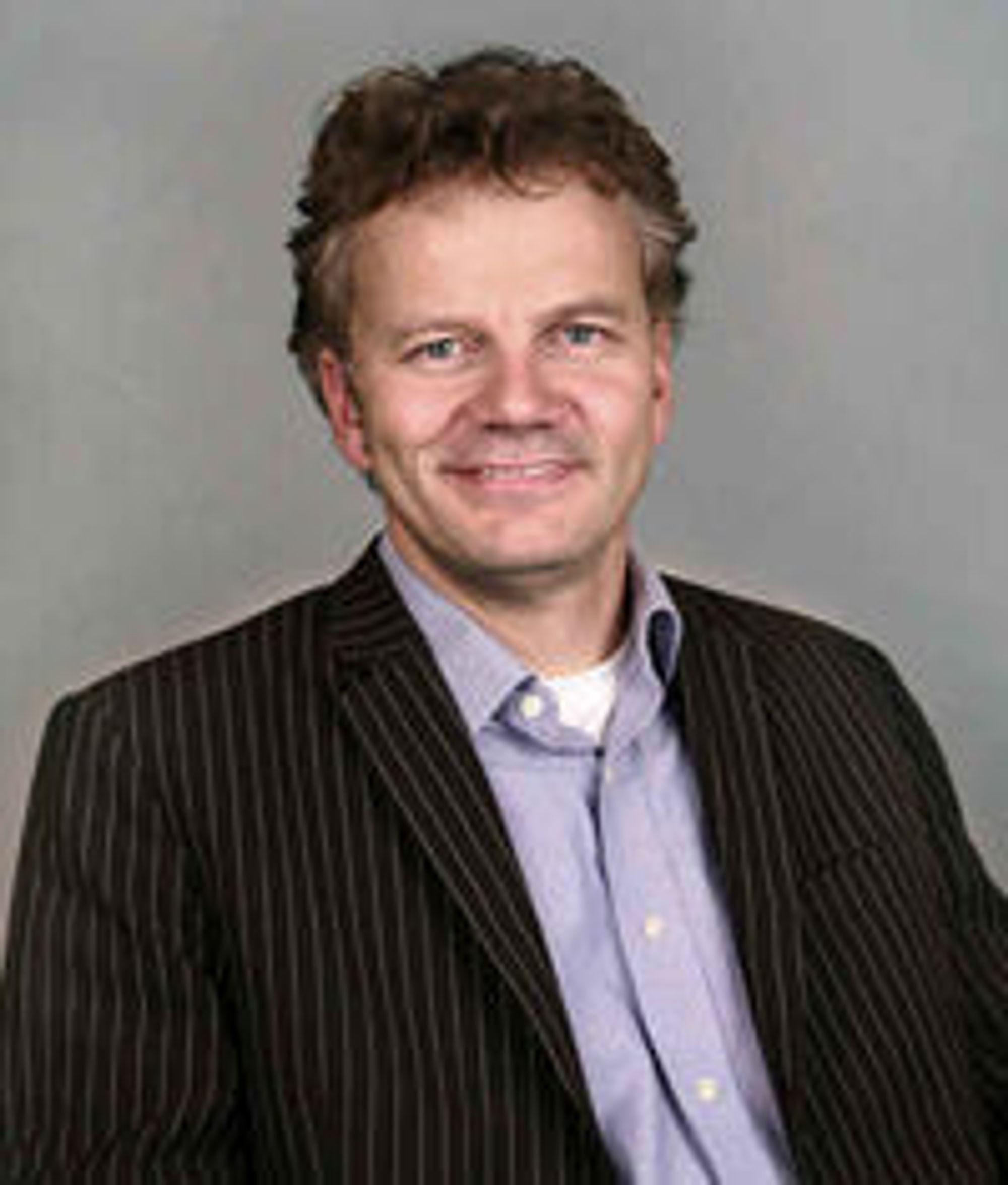 Advokat Carl F. Kjeldsberg i Webjuristene AS