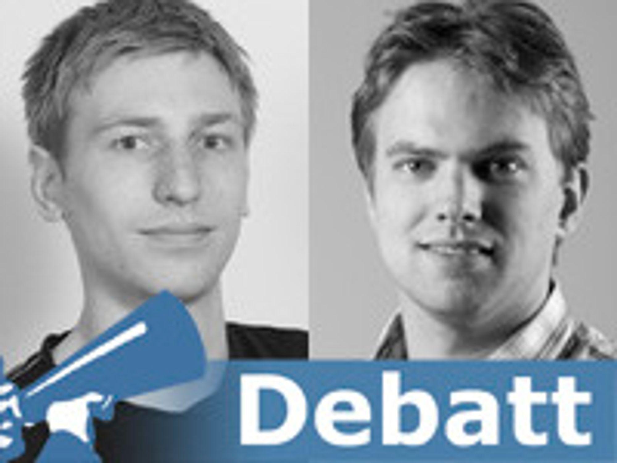 Grundig prosess i Tekna? spør Håvard Espeland og Magne Eimot, begge Tekna-medlemmer.