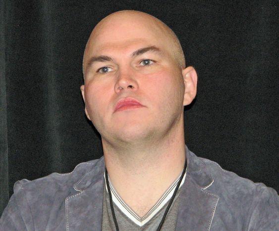 Douglas Purdy i Microsoft under MIX10-konferansen.