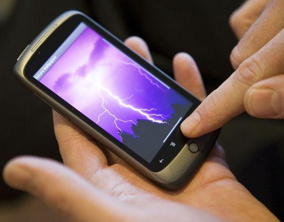 Google har satset mye på sin egen Android-mobil, Nexus One.