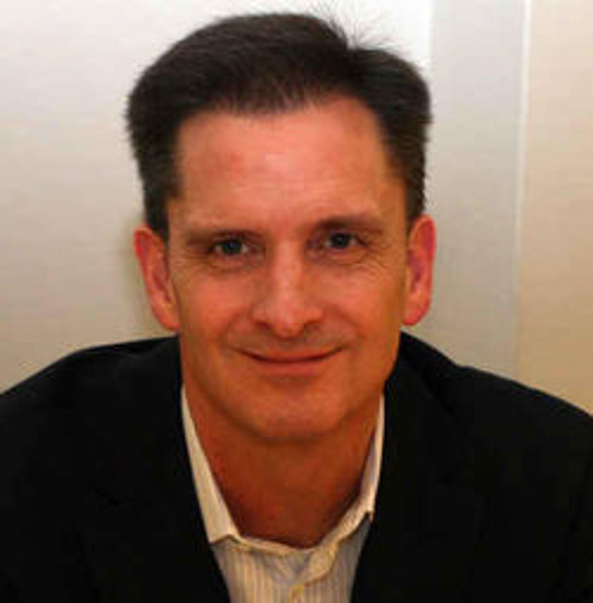 Markedssjef Eric Aarrestad fra Watchguard Technologies.