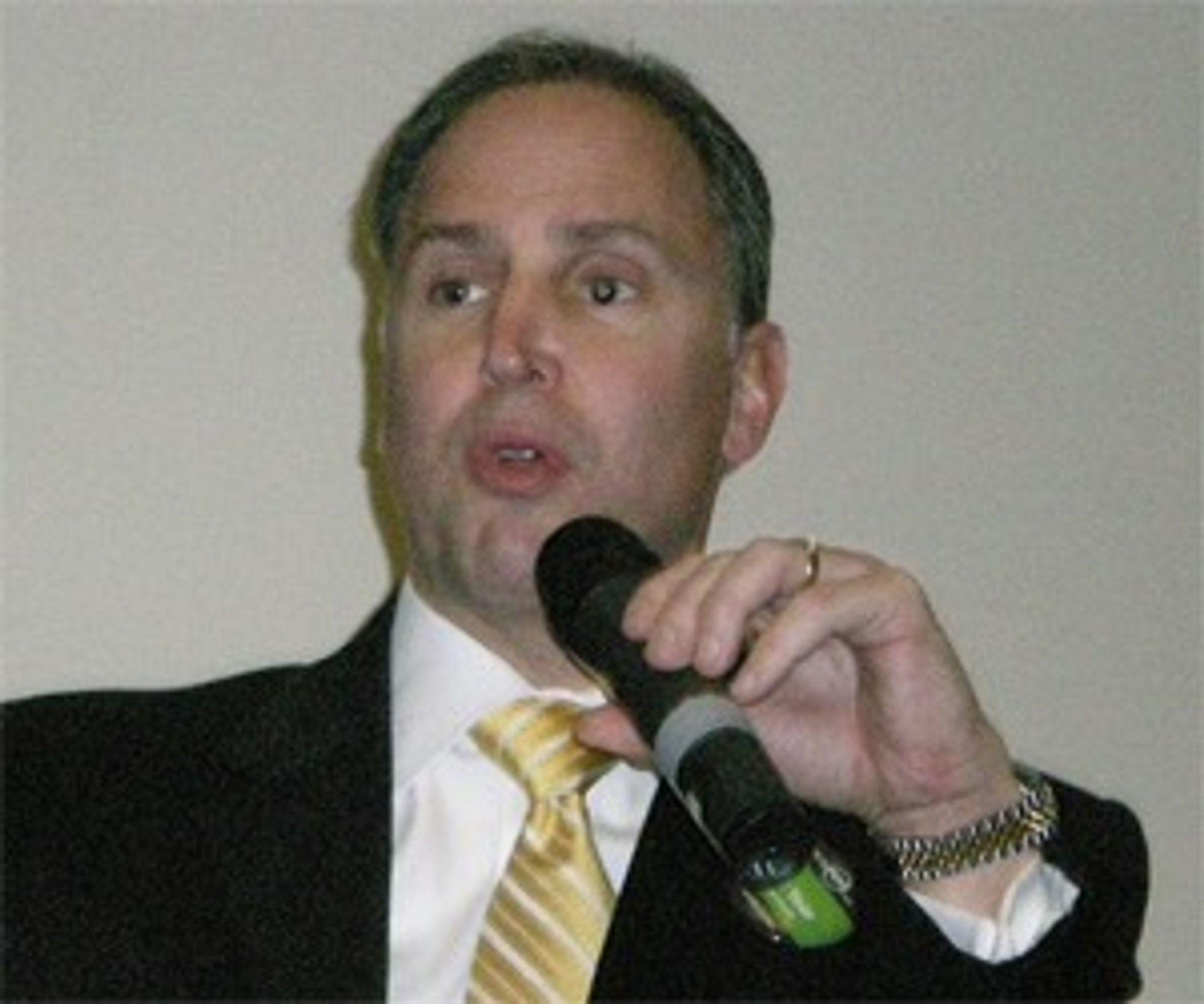 Lotus-sjef Bob Picciano har med Alloy fått et vesentlig innpass i SAP-miljøer.