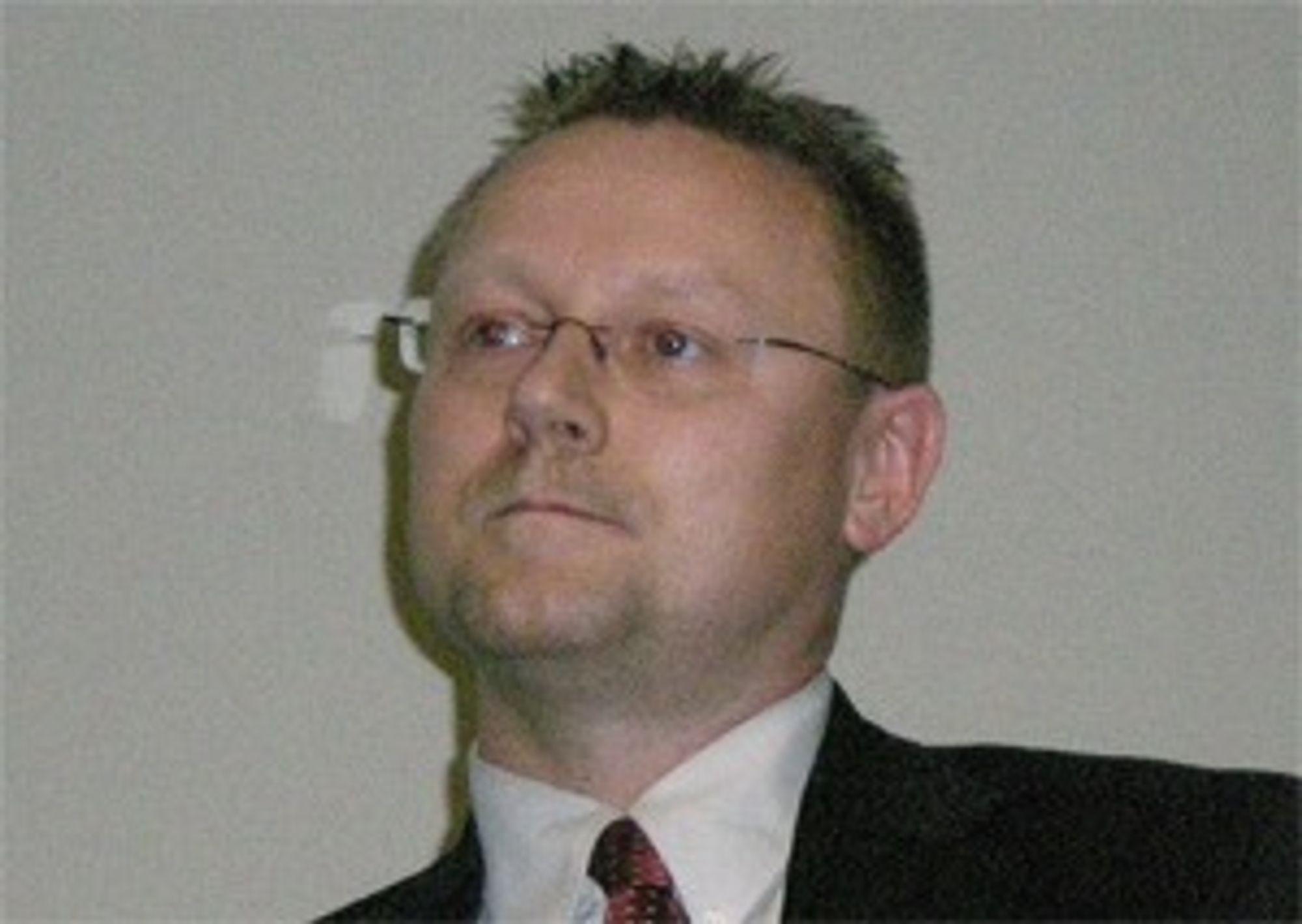 Visepresident Michael Reh i SAP mener Lotus Notes kan gi all nødvendig klientfunksjonalitet mot SAPs hovedprodukt Business Suite.