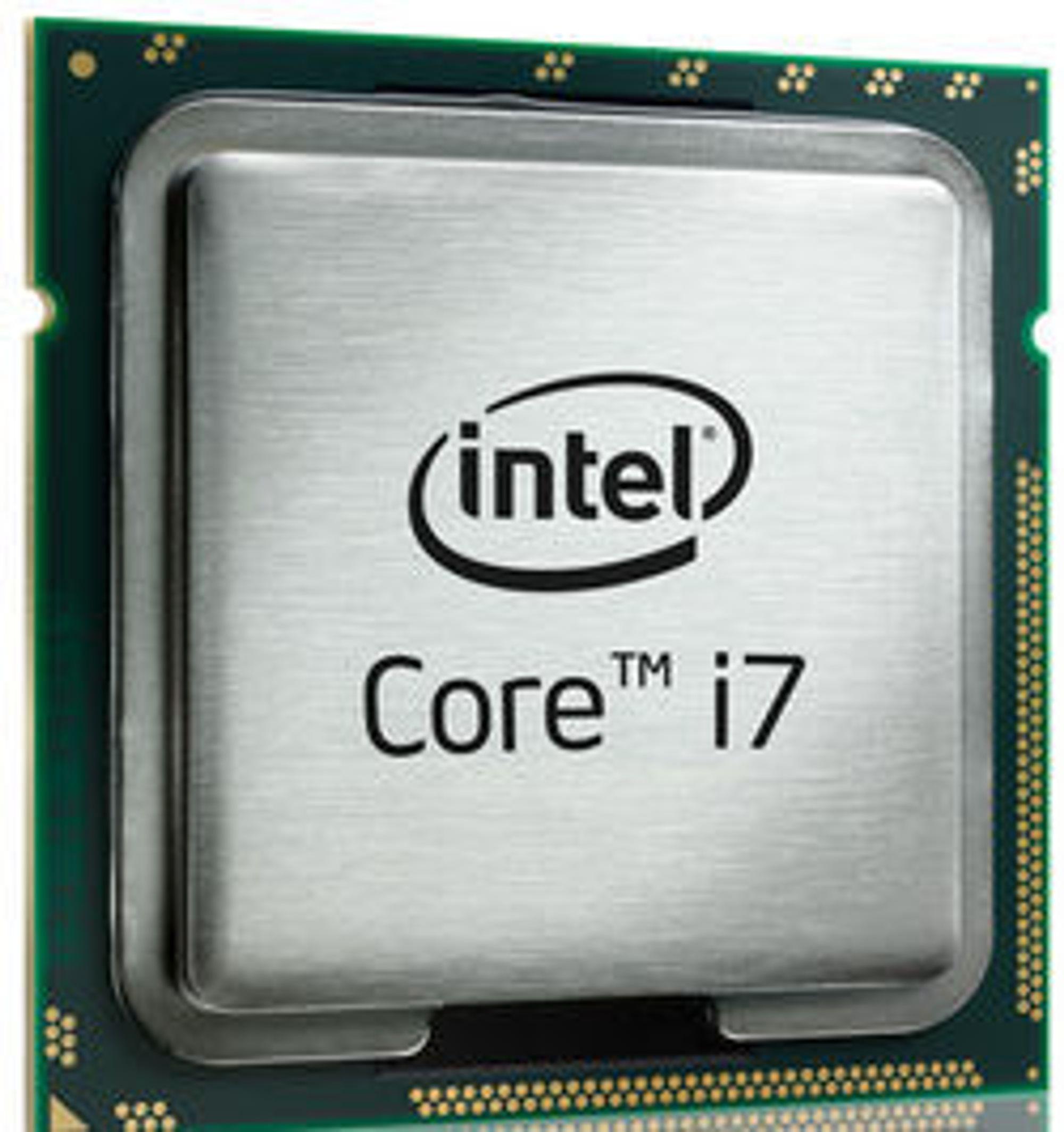 Prisen på Intel Core i7 blir ikke rørt i denne omgang.