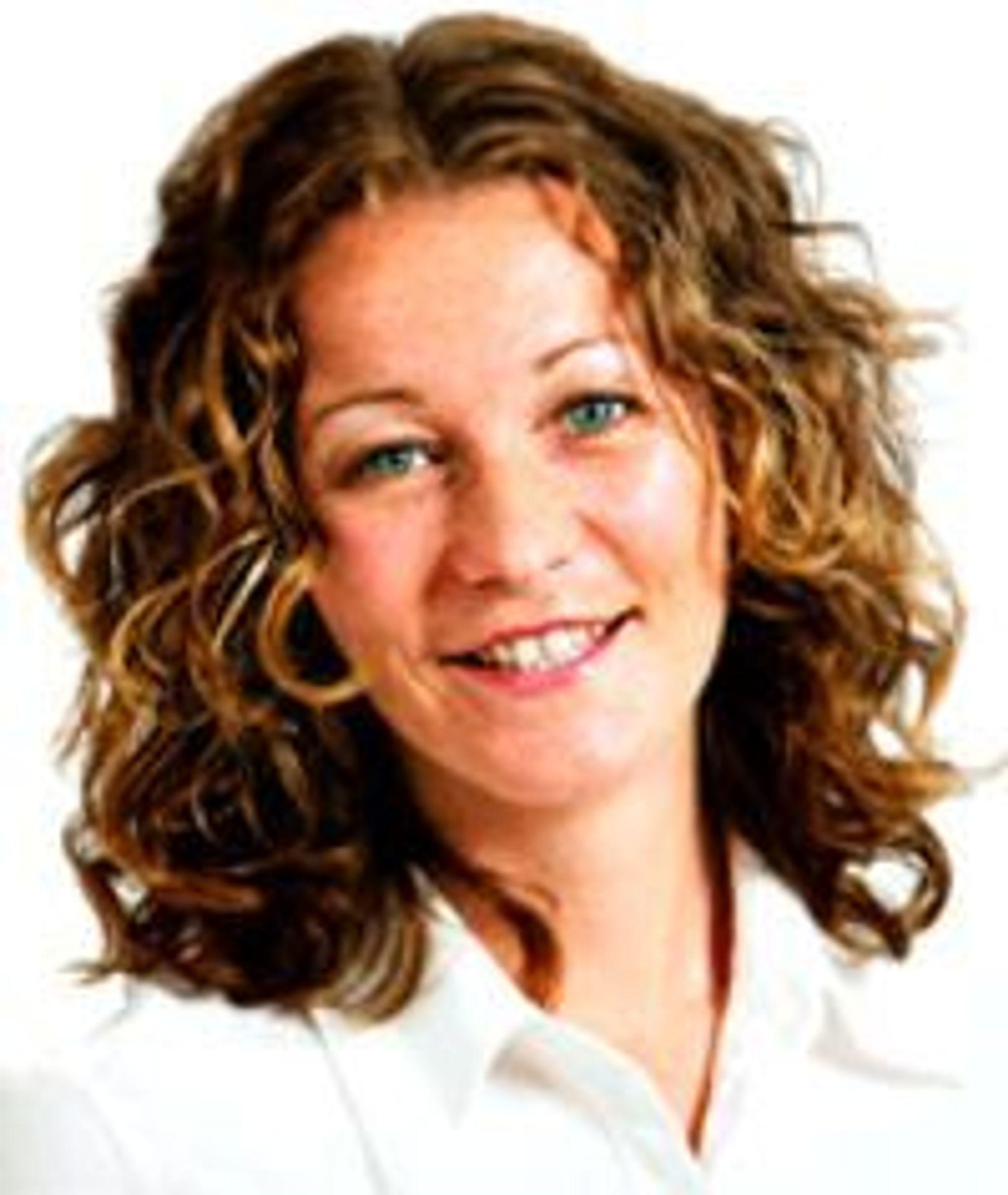 Margrethe Gleditsch, adm.dir i Redpill Linpro.
