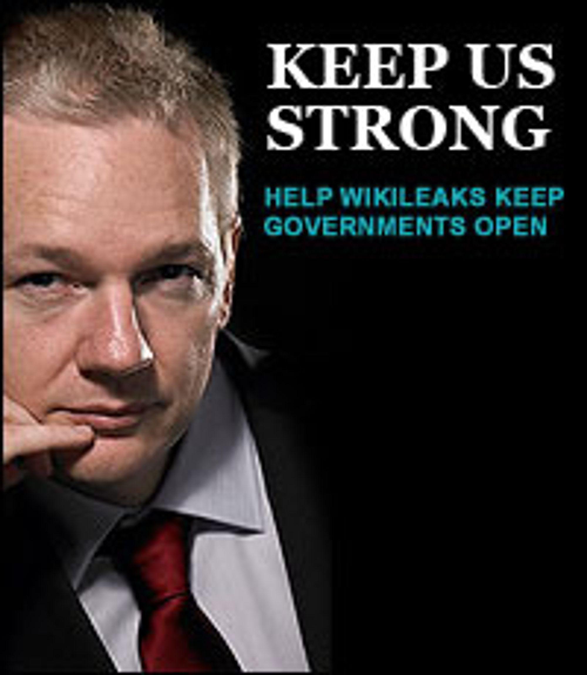 Jonas Braathen følger oppfordringen på denne plakaten.