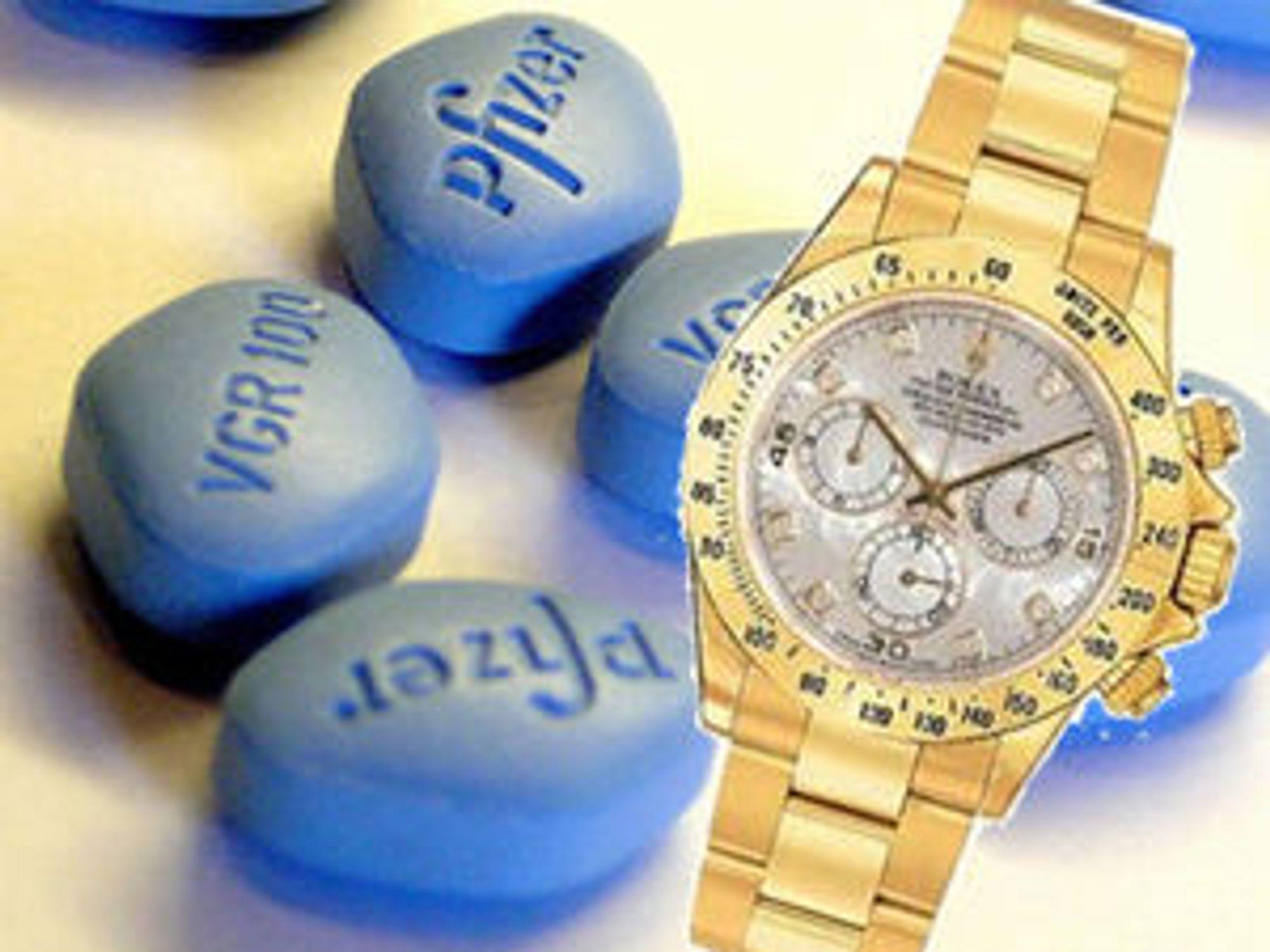 Mega-D solgte alt fra falsk Viagra til falske Rolex-ur, og kunne ifølge MessageLabs spy ut 38,2 milliarder e-postmeldinger per dag.