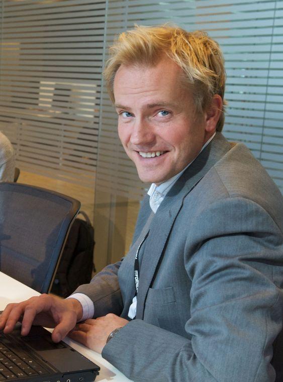 Tar grep i Danmark: konsernsjef Halvor Walla i Software Innovation Products.