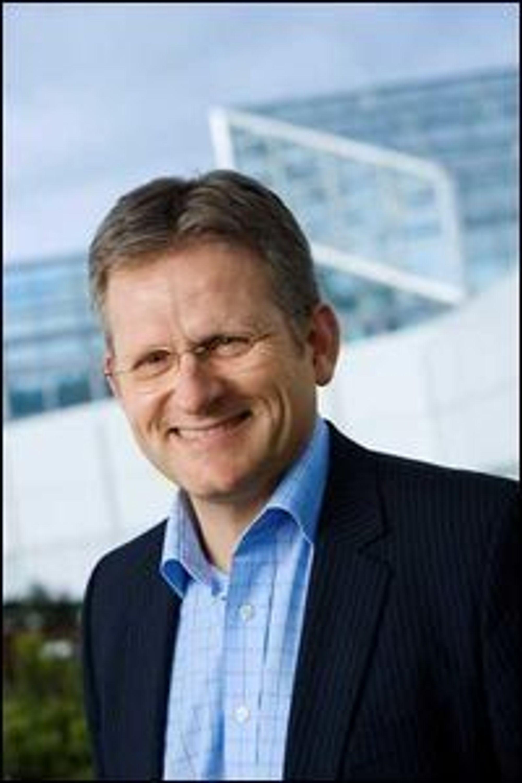 Morten Thorkildsen er adm. direktør i IBM Norge.