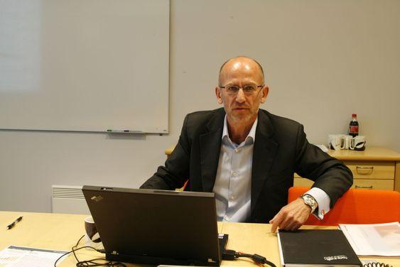 Bouvet, med Sverre Hurum i spissen, har vunnet kontrakt med Oslo Kommune.