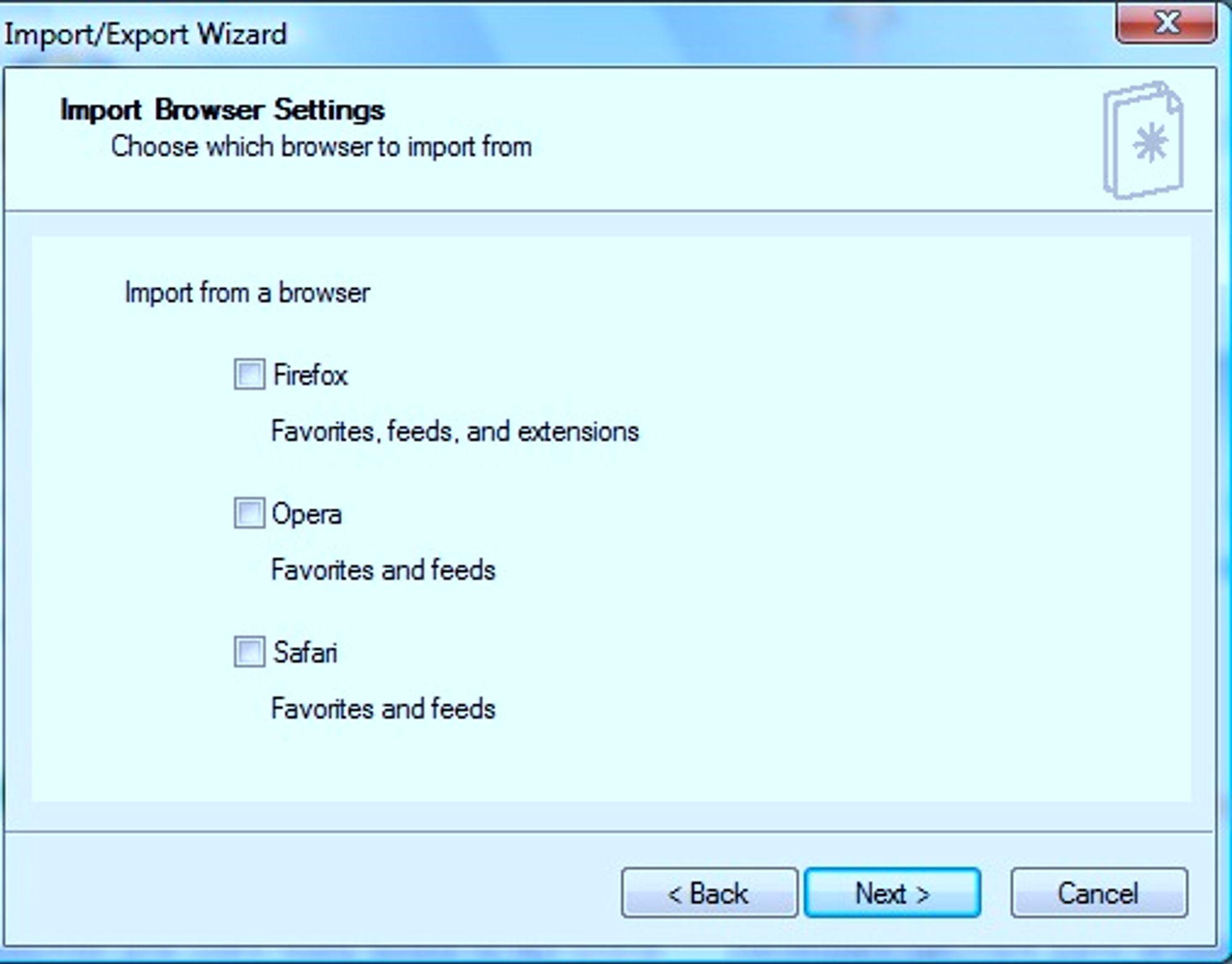 nettlesere for windows
