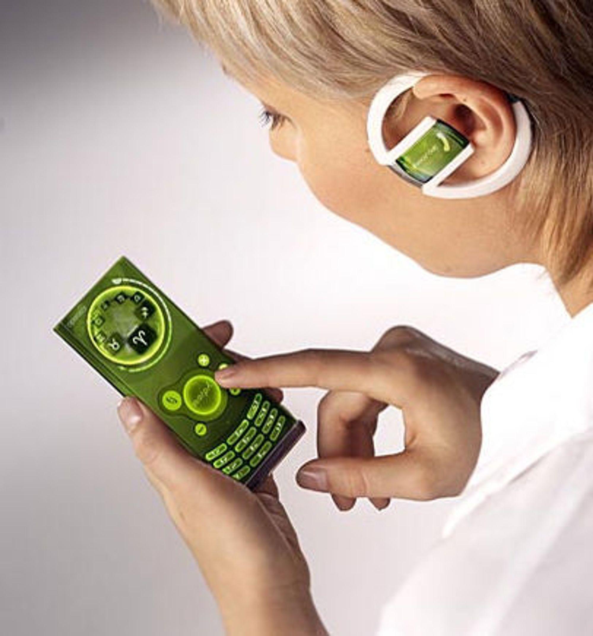 Nokia Morph med headset