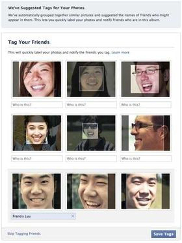 Datatilsynet er svært skeptisk til Facebooks muligheter for å kjenne igjen ansikter blant brukenes millioner av bilder.
