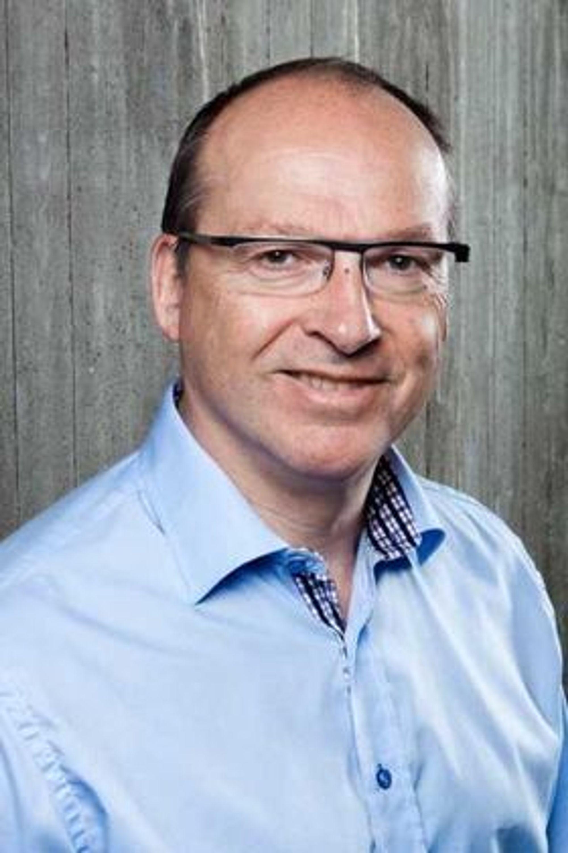 Jan-Olav Styrvold, økonomi- og IT-direktør i Vinmonopolet.