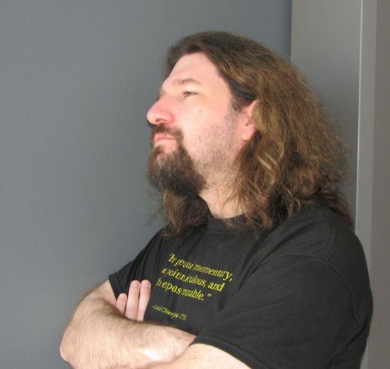 Ted Neward har sterke meninger om programmeringsspråk.
