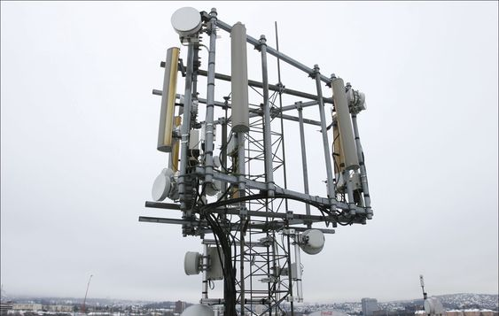 Vanlige mobilmaster er langt mindre plasseringsvennlige, ifølge Ericsson.