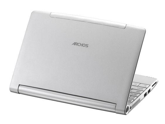 Archos 10s er tynnere og lettere, men ellers lik forgjengeren Archos 10.
