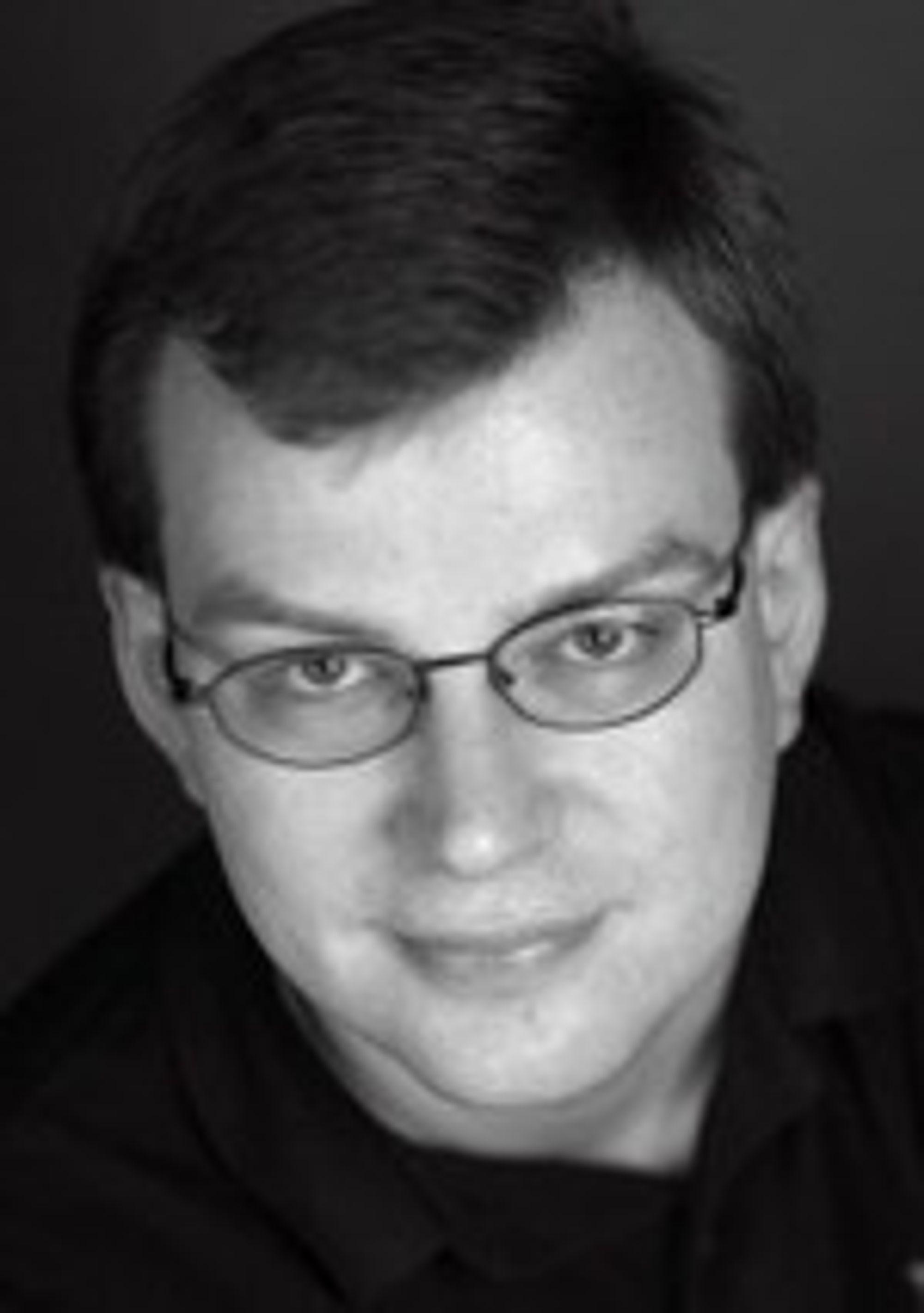 Senior utvikler Rolf Michelsen i Microsoft leder Fast-gruppen som skal jobbe med søkemotoren Bing. (Foto: privat)