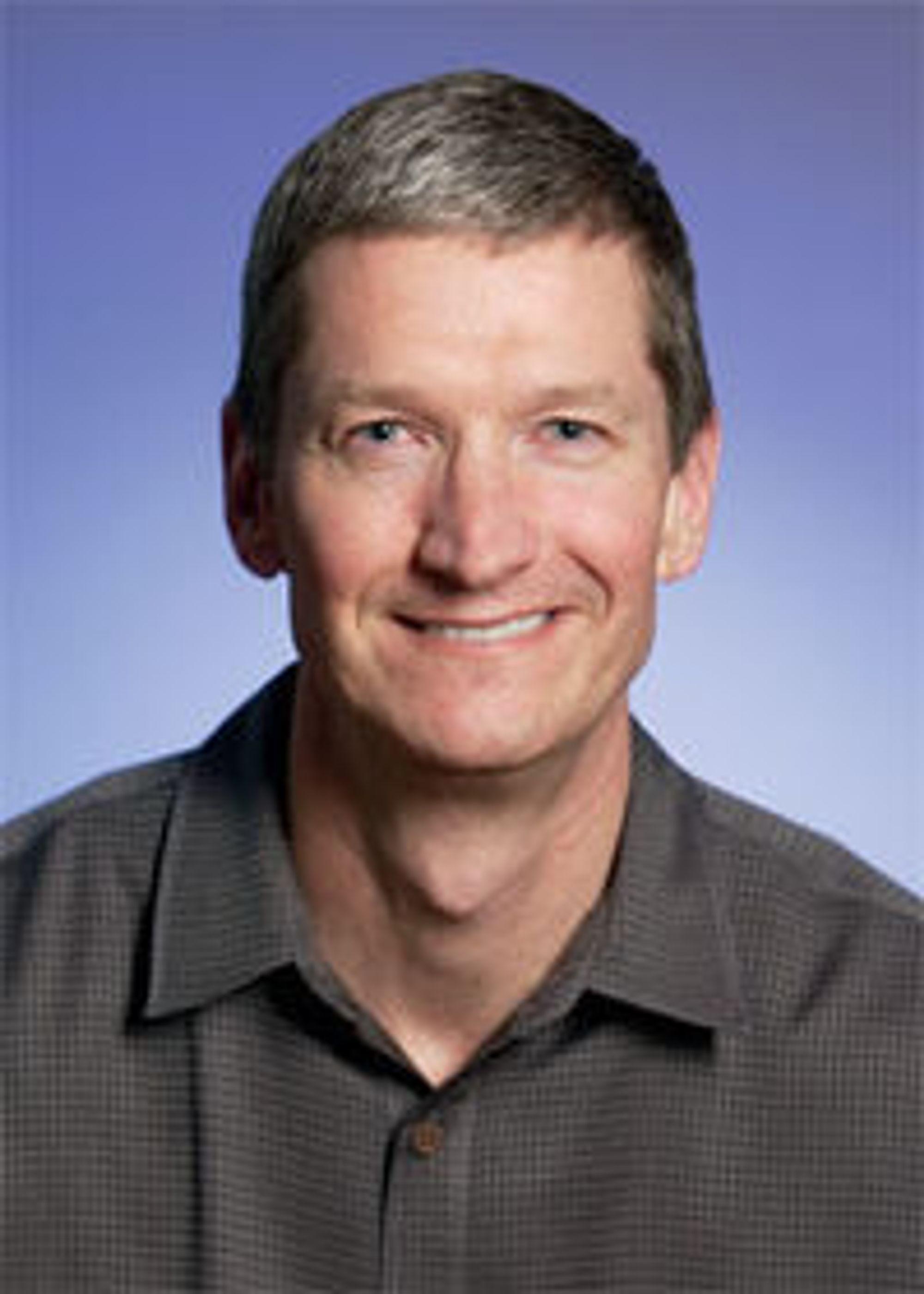 """Tim Cook er blitt kalt """"geniet bak Steve""""."""